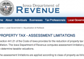 Taxable rate increase for this year